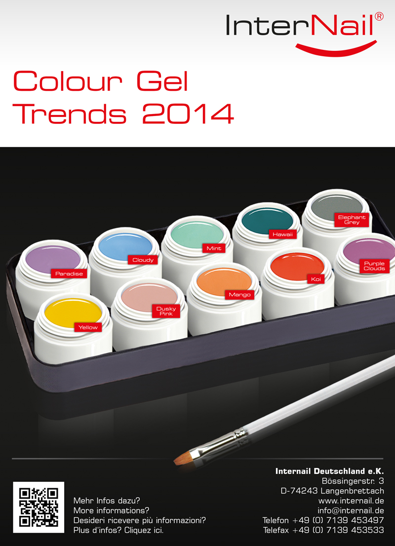 Colour Gel Trends 2014