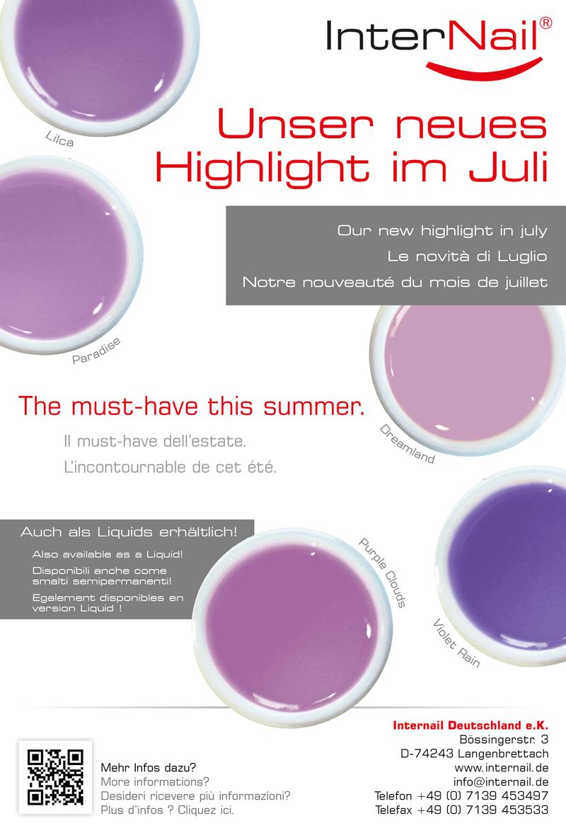Unser Highlight im Juli 2013