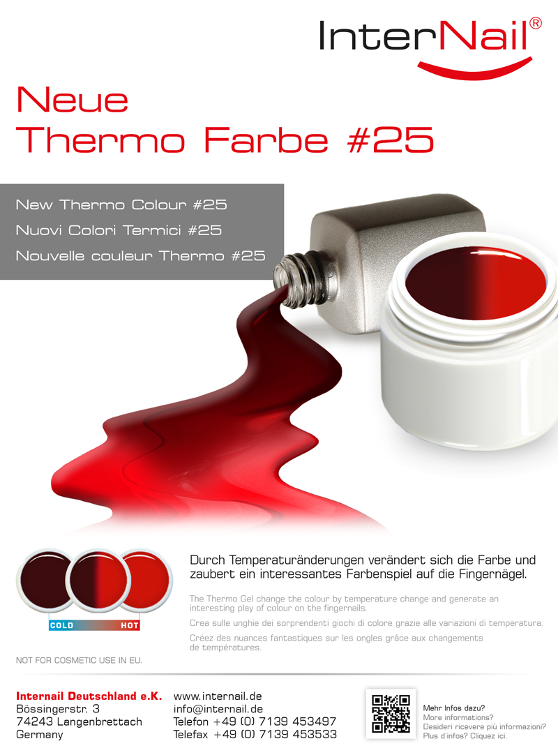 Neue Thermo Farbe #25 | New Thermo Colour #25